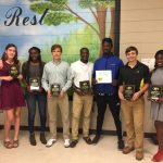 2017 Track Awards Presented