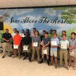 Boys Golf Awards Presented