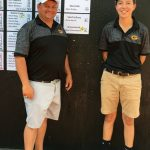 Ryan Champaigne Qualifies for State Golf Tournament