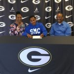 Jakari Davis Signs Letter of Intent with SMC