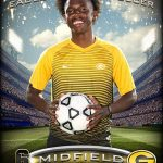 Hykeem Martin named to North South Boys Soccer Team
