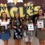 Softball Awards Presented