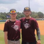 Will Godwin & Jackson Dempsey – North South Baseball Participants