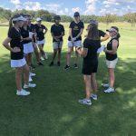 Girls Golf vs Woodmont 8-30-18