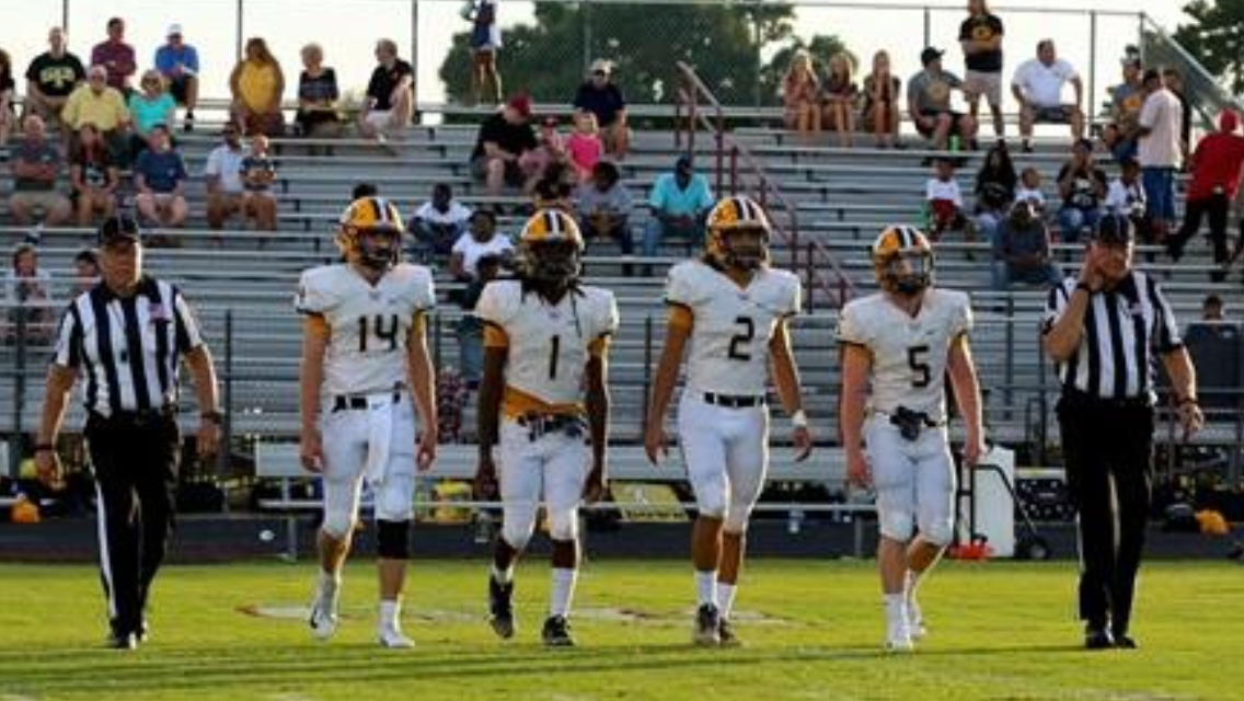 Varsity Football Wins at South Aiken