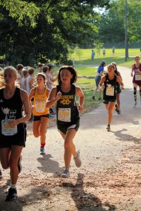 Cross Country Get to Know You Meet