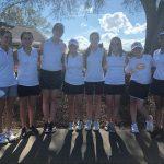 Girls Golf vs Laurens 9-27-18