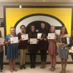 2018 Girls Golf Awards