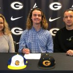 Garrett Major Signs Letter of Intent