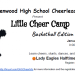Little Cheer Camp – Basketball Edition