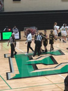 JV GIRLS BASKETBALL @ EASLEY – JANUARY 3, 2019