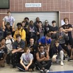 Varsity Wrestling finishes 3rd place at @ Region Tournament @ Woodmont