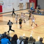 JV Girls Basketball - January 2019