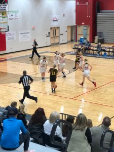 JV Girls Basketball – January 2019