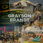 Grayson Brandt Selected for North / South Wrestling All Star Match