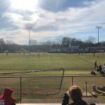 JV Girls Soccer @ Dixie 3-19-19
