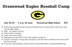 Greenwood - Team Home Greenwood Eagles Sports