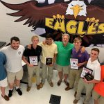 Boys Soccer Present 2019 Awards