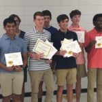 2019 Boys Tennis Awards