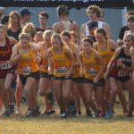 Girls Varsity Cross Country finishes 9th at Lakelands Invitational