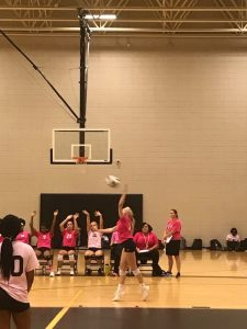 VOLLEYBALL 2019 PINK OUT GAME – OCT. 1ST