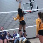 2019 Volleyball Senior Night / 10-7-19