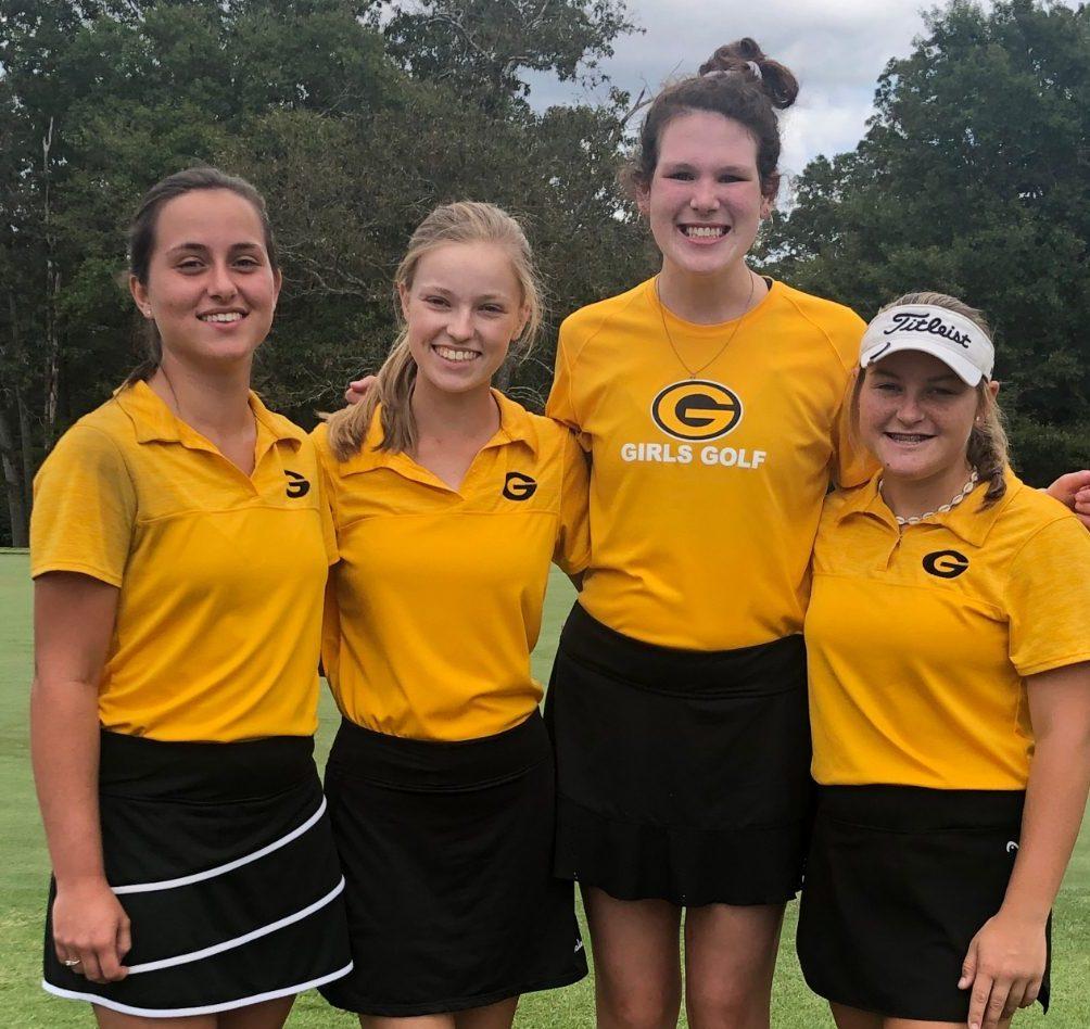 Girls Golf To Upper State Tournament