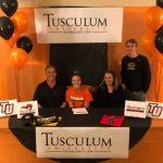 Senior Volleyball Player, Emily Venable, Signs Letter of Intent
