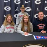 GHS Senior, Katie Smith Signs Letter of Intent