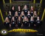 20-21 JV Volleyball Team Photo