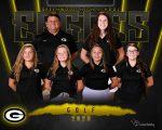 20-21 Girls Golf Team Photo
