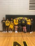 Greenwood Eagles Wrestling competes in Girls Tournament