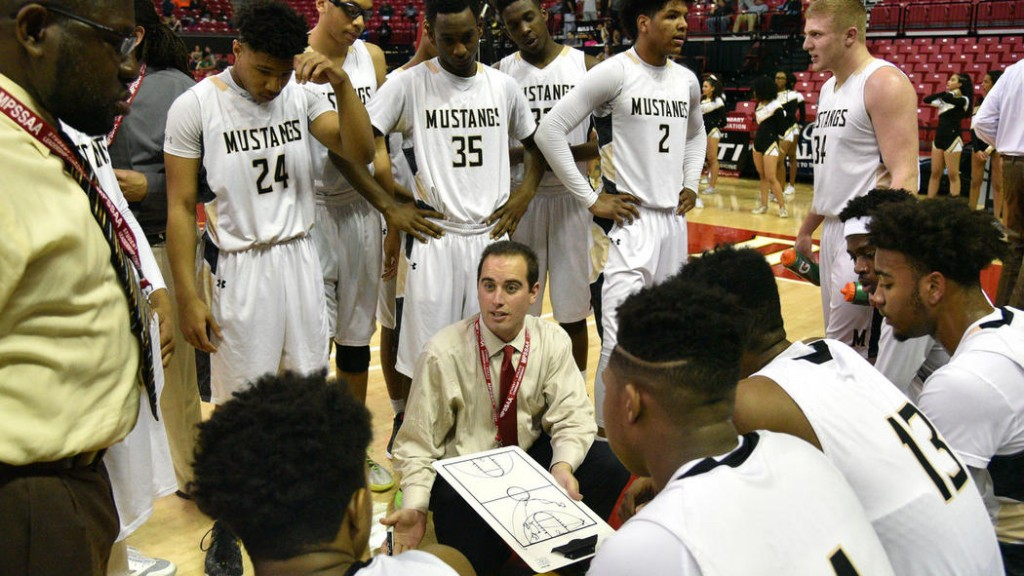 Coach Corriero Steps down from Meade Basketball