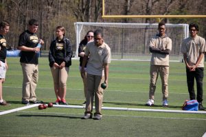 4-15-16 Bocce Vs Northeast