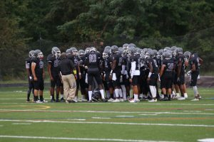 Meade Varsity Football -vs- North County