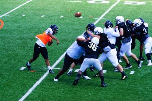 AUGUST 24TH SCRIMMAGE