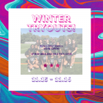 2019 Winter Tryouts