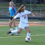 Orange High School Girls Varsity Soccer beat Beaumont School 1-0