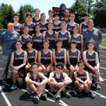 Boy's XC Finishes 1st at Andrews Osborne Academy Invitational