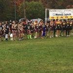 Boy's XC Season Ends as Team; Leach Qualifies for State Meet