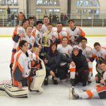 Boys Varsity Hockey beats Avon Lake 5 – 4