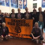 OHS Swim/Dive Represents at the OHSAA State Meet; Boyle Earns Top Award