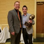 Adam Bechlem Wins Greater Cleveland Football Coaches Association Coach of the Year Award