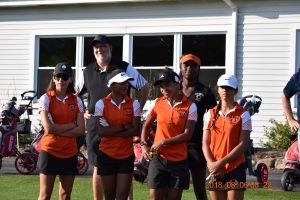 2018 CVC Preseason Girls Golf Tournament