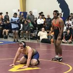 Orange wrestling team finishes strong at North Coast Classic