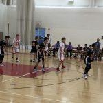 Boys Freshman Basketball uses big second half to defeat Hawken Upper School 45 – 25