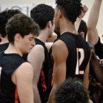 Boys Varsity Basketball falls to Bedford 74 – 56