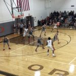 Boys Varsity Basketball falls to Geneva 71 – 66