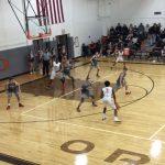 Boys Varsity Basketball falls to Geneva 71 – 66