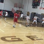 Boys Freshman Basketball beats Geneva Middle/Senior 59 – 37